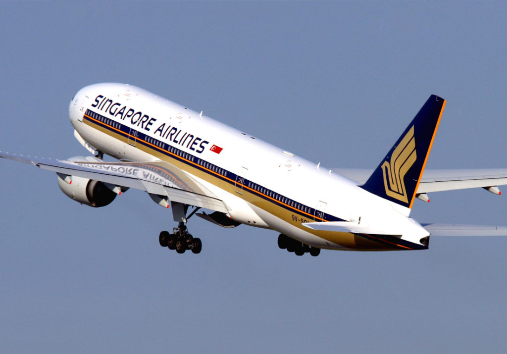 Singapore Airlines to Make History With New \'Capital Express ...