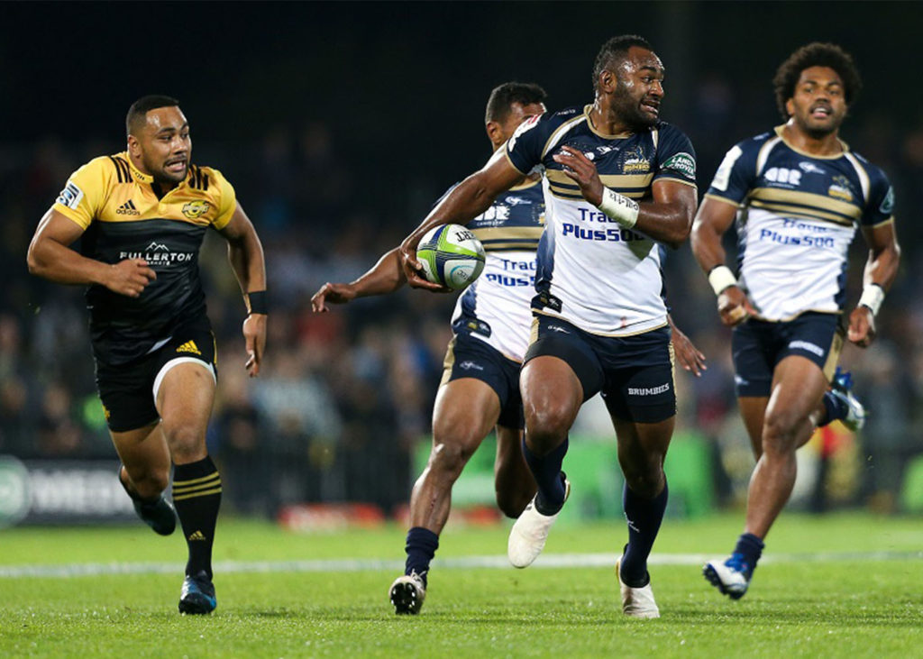 Brumbies vs Blues