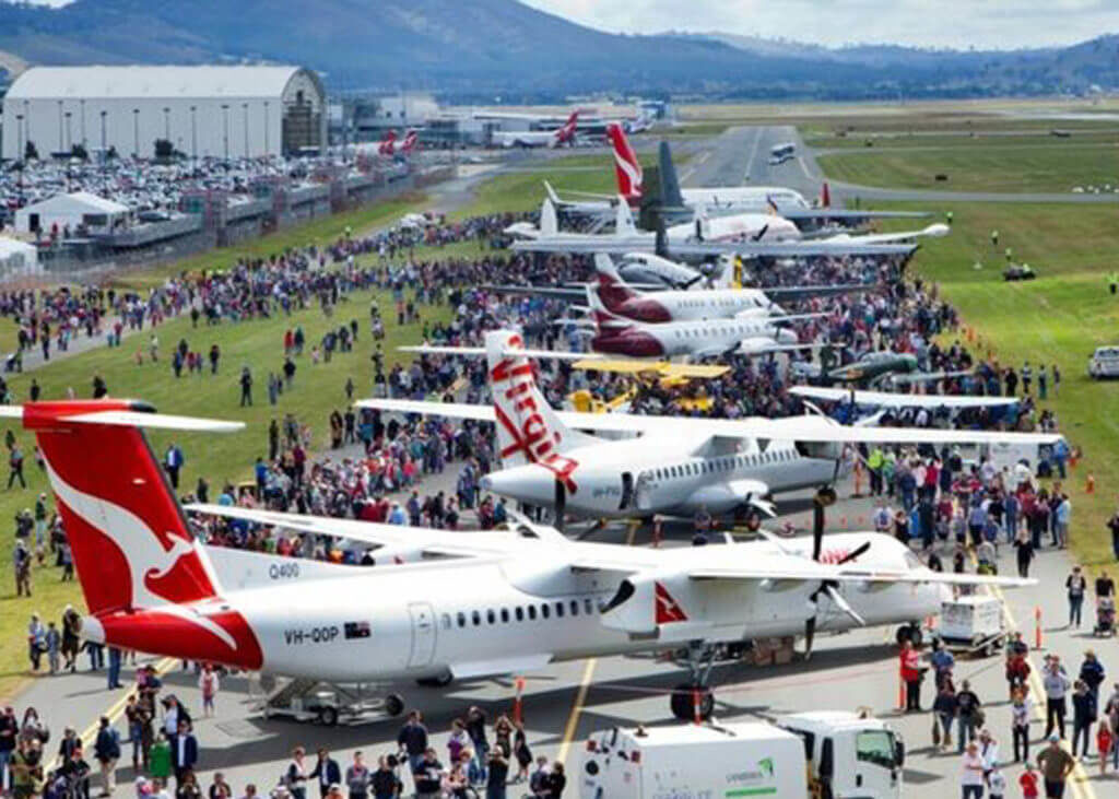 Canberra Airport Open Day 2018