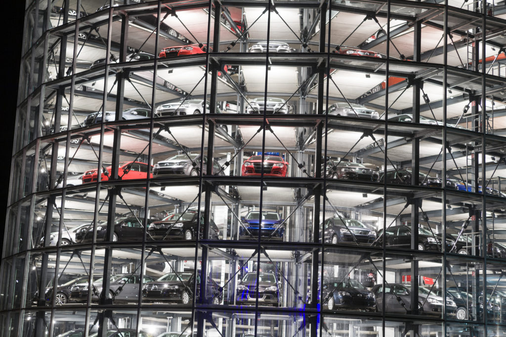 3. TOURING THE VW FACTORY - OH, AND ITS ACCOMPANYING THEME PARK (BERLIN)